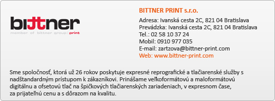 BITTNER PRINT s.r.o.