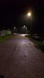 DRŽENICE - Modernizácia a rekonštrukcia verejného osvetlenia v obci Drženice