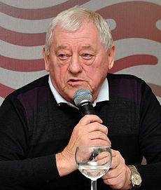 Jozef Golonka - bývalý hokejista, tréner