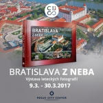 Výstava fotografií Bratislava z neba - Bratislava - 2017