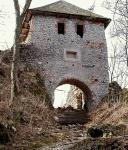 Tisovec hrad