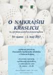 O najkrajšiu kraslicu - Dolný Kubín - 2017