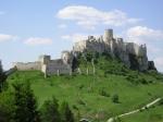 Spišský hrad a 209 tisíc turistov. Pozrite si náš najfotografovanejší hrad 2017