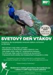 Svetový deň vtákov v Zoo Bojnice - 2017