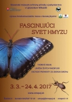 Fascinujúci svet hmyzu - Liptovský Mikuláš - 2017