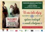Výstava tradičných masiek a kostýmov - Martin - 2017