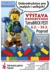 Výstava TatraBrick Fest - Poprad - 2017