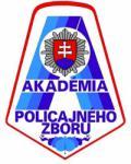 Akadémia policajného zboru Bratislava logo