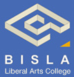 Bratislavská medzinárodná škola liberálnych štúdií v Bratislave logo