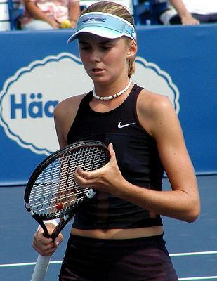 Daniela Hantuchová - tenistka