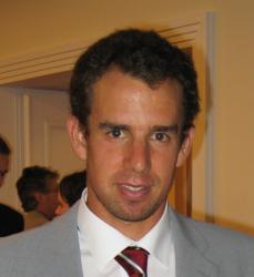 Dominik Hrbatý - tenista, finalista súťaže Davis Cup