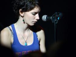 Dorota Nvotová - herečka, speváčka, pravidelná autorka novinárskeho stĺpčeka v týždenníku Týždeň