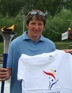 Elena Kaliská - vodná slalomárka, zlatá medaila z OH Atény 2004 a OH Peking 2008