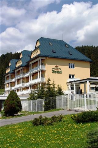 Grand Hotel Strand****