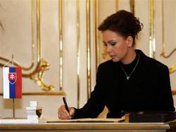 Ivetta Macejková - predsedníčka Ústavného súdu SR