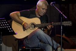 Juraj Burian - jazzový hudobník, gitarista, skladateľ, aranžér