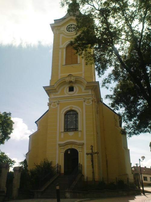 Kostol Božského srdca Ježišovho a Loretánska kaplnka v Holíči