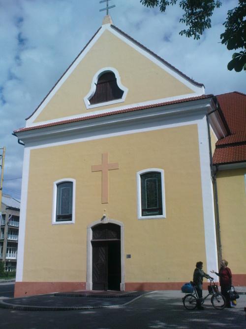 Kostol sv. Martina v Holíči
