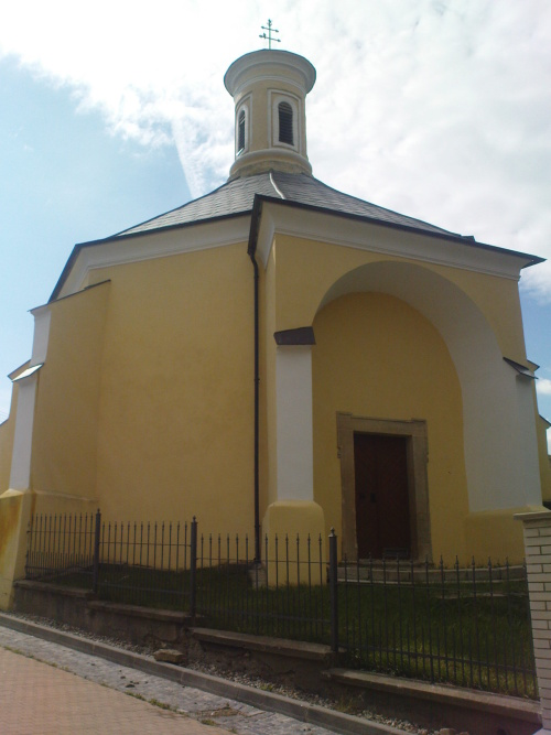 Loretánska kaplnka v Holíči