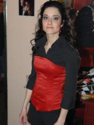 Lucia Šoralová - speváčka, muzikálová herečka