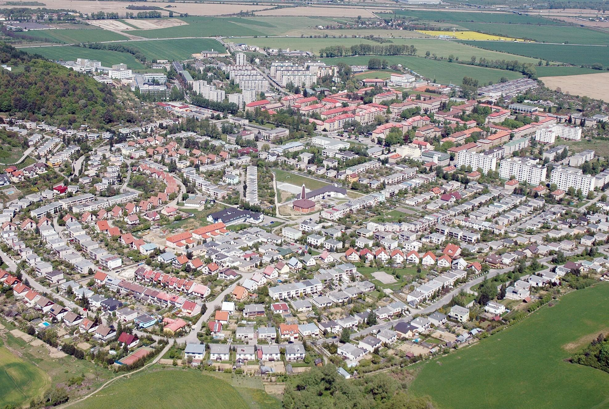 Nová Dubnica – mesto na dobré bývanie