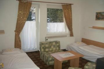 Rekreačný areál Predná Hora - izba