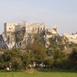 Beckov - zrúcanina hradu