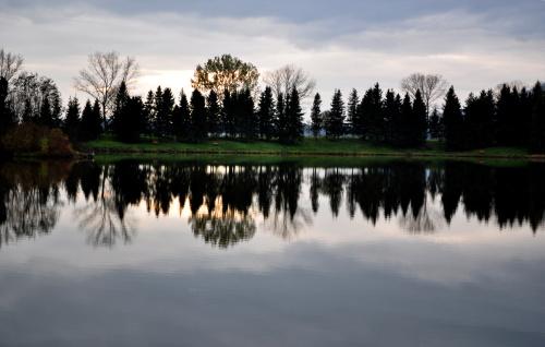 Beliansky rybník 1