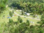 Camping Slnečné skaly - Rajecké Teplice **
