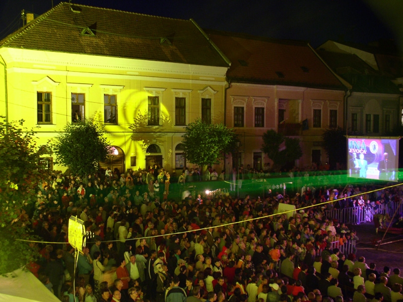 Dni Majstra Pavla - Levoča
