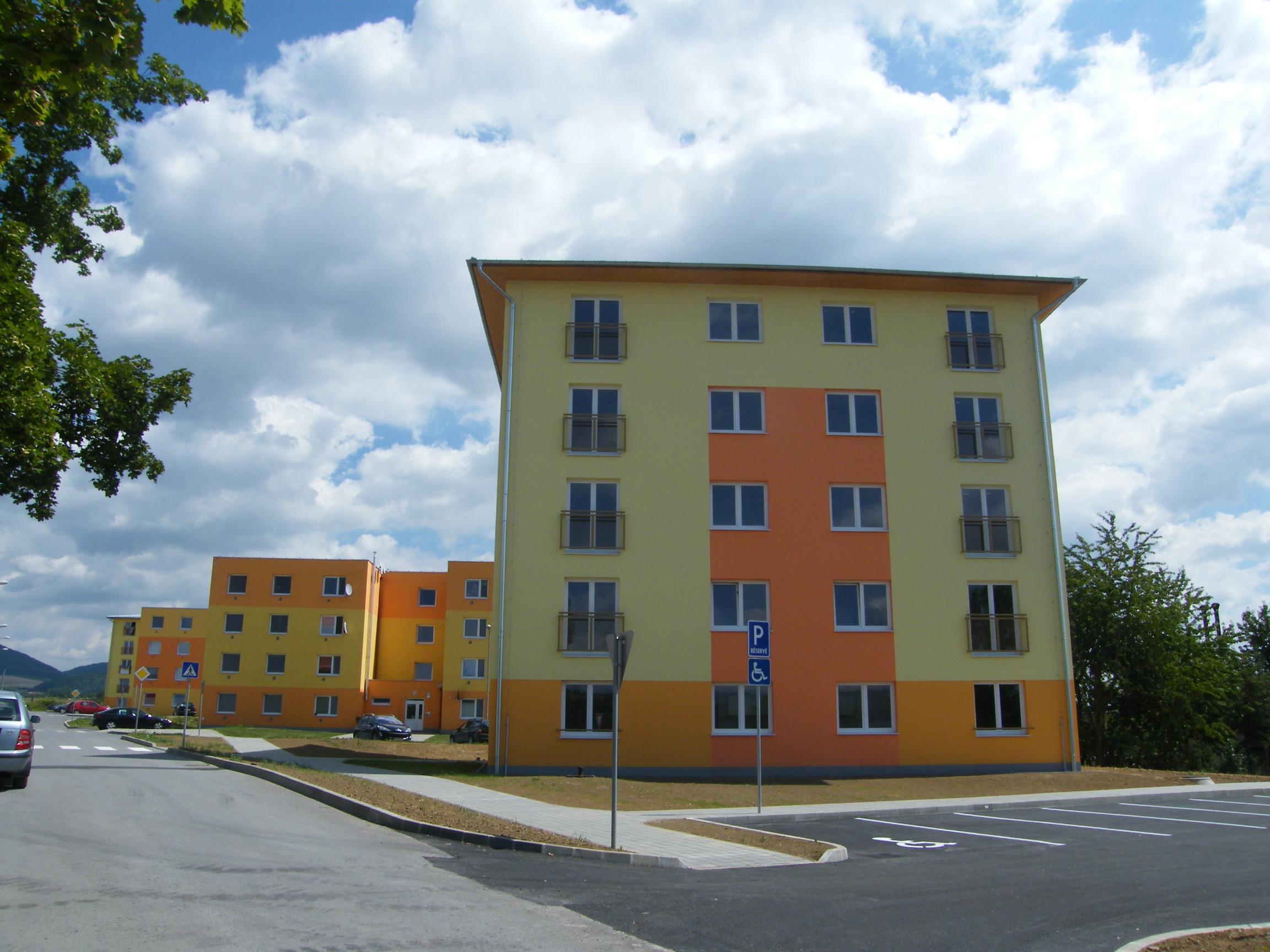 Sabinov - nájomné byty
