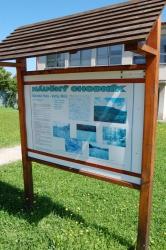SLANSKÁ HUTA - Výstavba náučného turistického chodníka