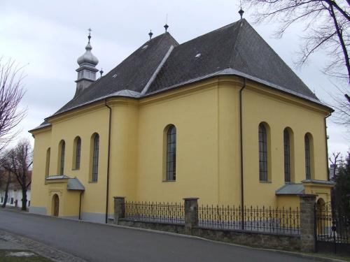Evanjelický kostol a.v. 2
