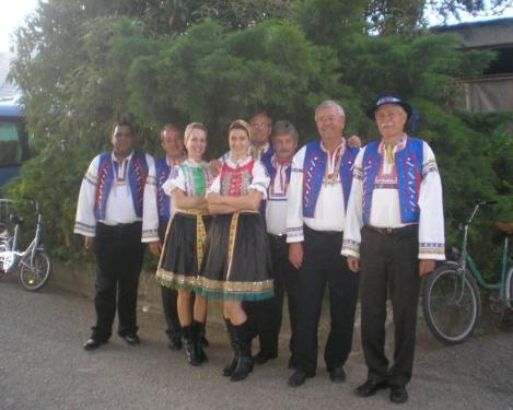 Folklórna skupina Važina