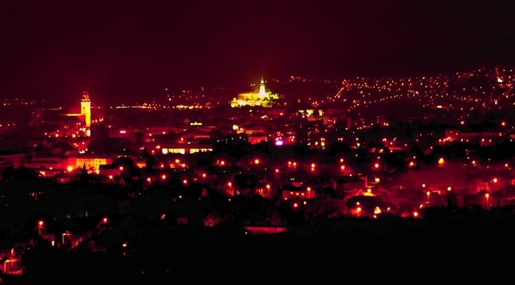 Golden city Nitra