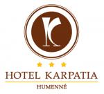 Hotel Karpatia Humenné_logo