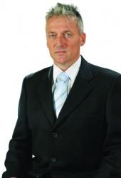 Ing. Peter Hritz - starosta obce NOVÁ LESNÁ