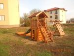 MARCELOVÁ - Výstavba oddychovej zóny s detským ihriskom v obci Marcelová