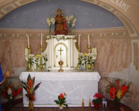 Kaplnka 1