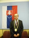 Ing. Vladimír Kmeťo - starosta obce KRIVOSÚD - BODOVKA