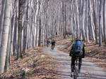 Košice - Hornádska cyklotrasa - Červený vrch
