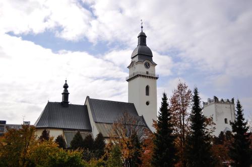 Kostol sv.Antona Pustovníka