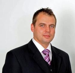 Mgr. Hubert Danihel - starosta obce KOSTOLIŠŤE
