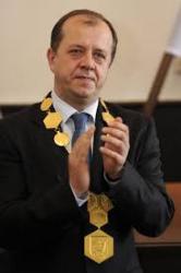 Mgr. Richard Rybníček - primátor mesta Trenčín