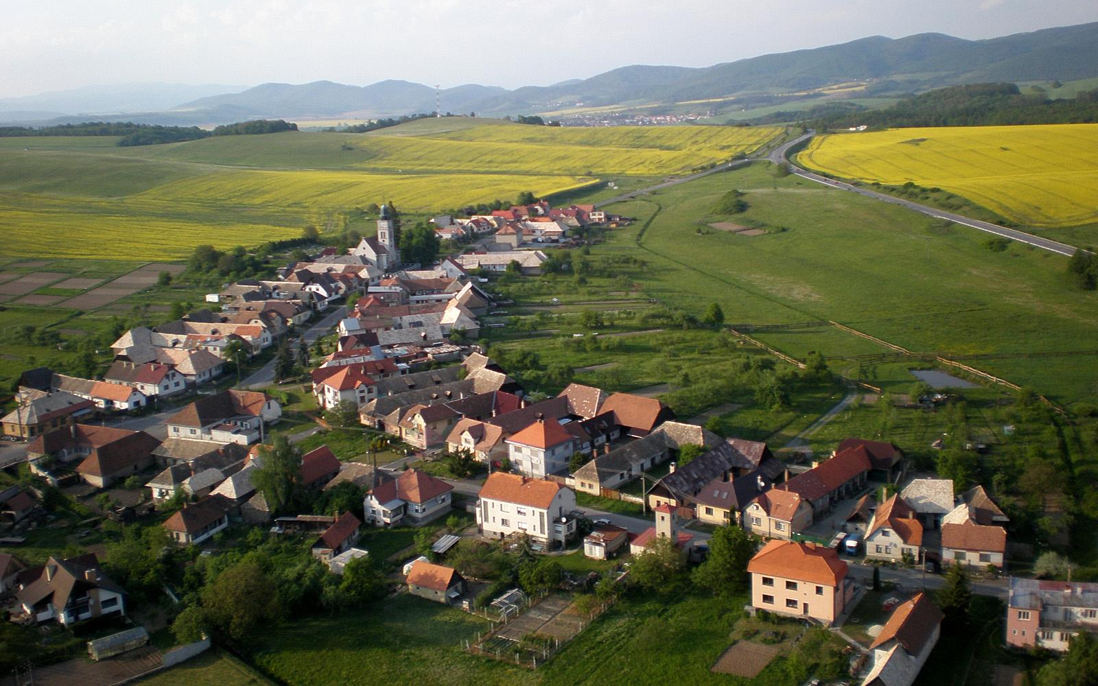 Obec Babiná