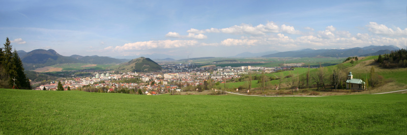 Ružomberok - panorama