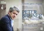 Peter BREINER – klavírne improvizácie - Tatranská galéria Poprad - 2017
