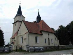 Plaveč kostol sv.Margity