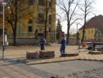 Úprava verejných priestranstiev, parkov, chodníkov a rekreačných zón obce Pruské