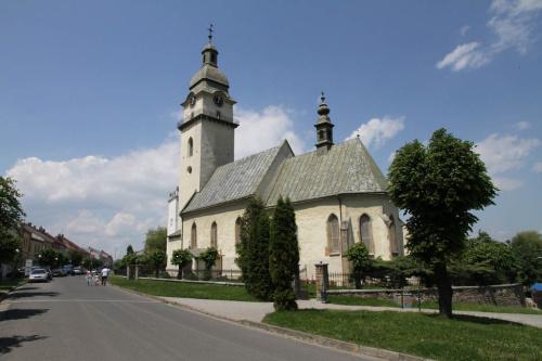 Rímskokatolícky kostol sv. Antona Pustovníka